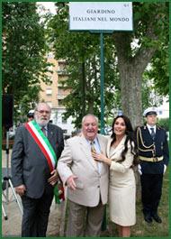 Giardino Italiani nel Mondo
